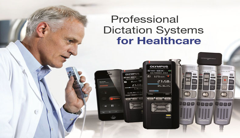 Digital Dictation Equipment Olympus America Medical