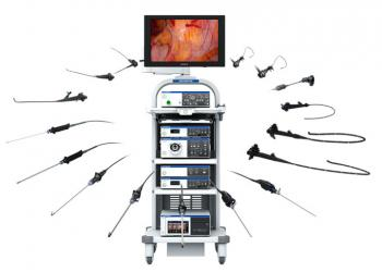 Evis Exera Iii For Surgical Endoscopy Olympus America