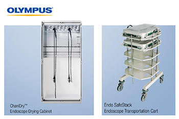 Olympus Expands Its Endoscope Reprocessing Portfolio To