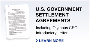 U.S. Government Settlement Agreements