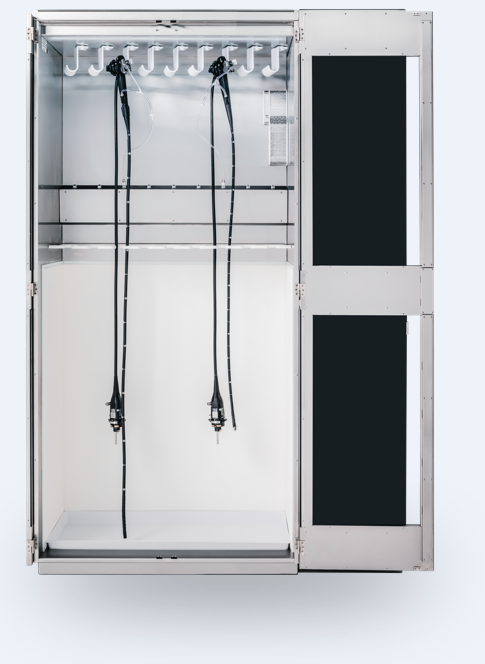 Endoscope Reprocessing Room Design: Edc Endoscope Drying Cabinet